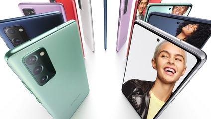Смартфон Samsung Galaxy S20 FE представили офіційно - фото 1