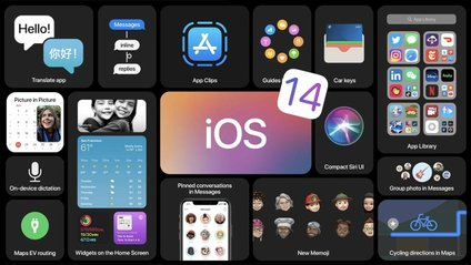 iOS 14 - фото 1