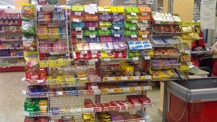 У США заборонять продавати солодощі поруч з касами у супермаркетах - фото 1