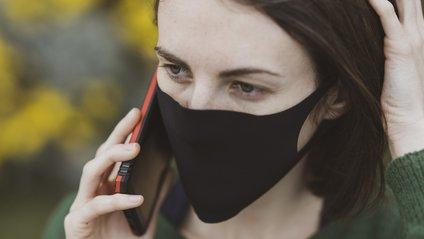 Правила використання тканинної маски - фото 1