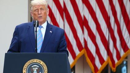 Трамп робить зачіски коштом платників податків - фото 1