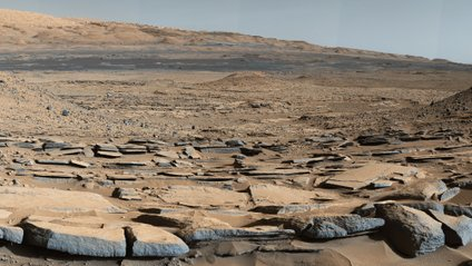 На Марс знайшли рідку воду - фото 1