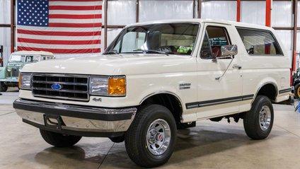 29-річний Ford Bronco продають дорожче, ніж новий - фото 1