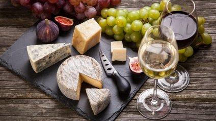 Вино і сир - фото 1
