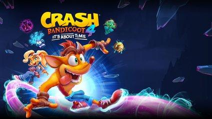 Критики дуже високо оцінили новий Crash Bandicoot 4: It's About Time - фото 1