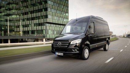 Mercedes-Benz Sprinter - фото 1