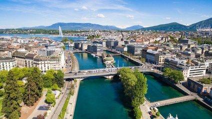Женева - фото 1