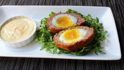 Яйця по-шотландськи - фото 1