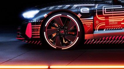 Audi e-tron GT відрізнятиметься від прототипу, який показали у 2018 році - фото 1