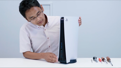 Розбирання PlayStation 5 – не така вже й складна задача - фото 1