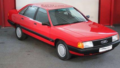 Audi 100 1989 року - фото 1
