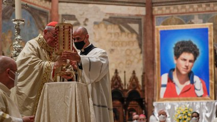 Карло Акутіс може стати наймолодшим святим покровителем - фото 1