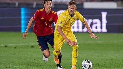 Матч Ліги націй Україна – Іспанія - фото 1