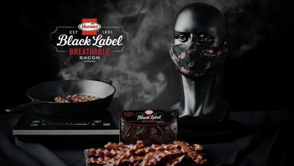 Захисна маска пахнутиме беконом, якщо її правильно носити - фото 1