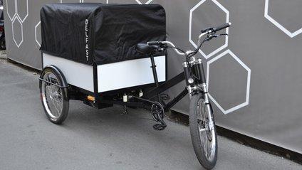 Електробайк Delfast Trike - фото 1