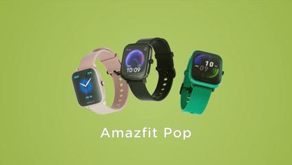 Amazfit Pop – крутий смарт-годинник від Xiaomi - фото 1