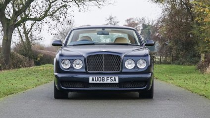 Bentley Brooklands - фото 1