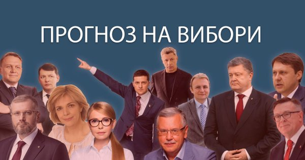 вибори президента україни 2019 букмекери