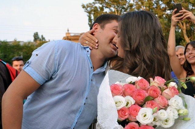 Пара вже давно разом, але поєднати свої долі вирішила тільки зараз - фото 97270
