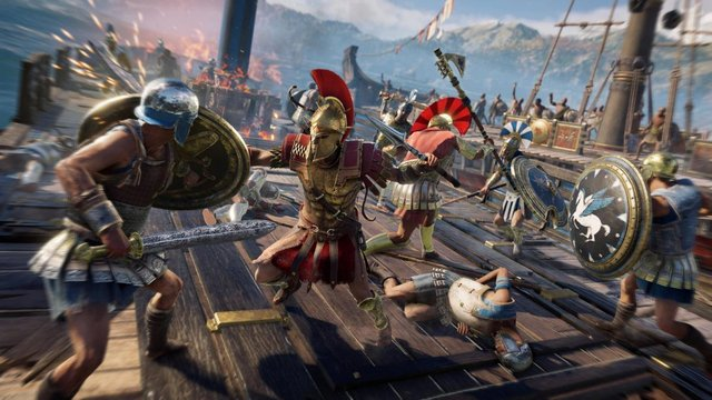 Assassin's Creed Odyssey  - фото 290160