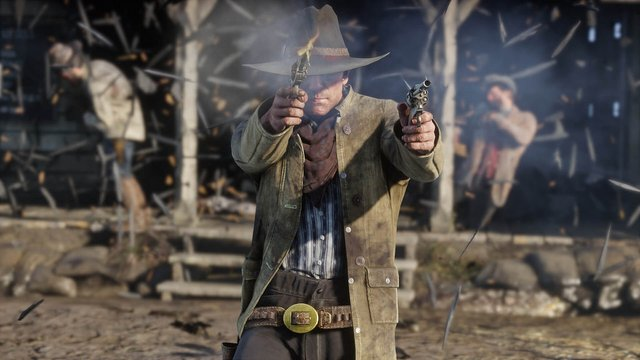 Red Dead Redemption 2  - фото 290163