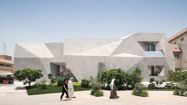 Оригінальна споруда у Кувейті - фото 290290