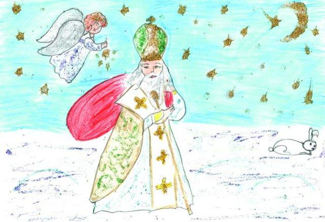 Текст листа до Святого Миколая - фото 290380