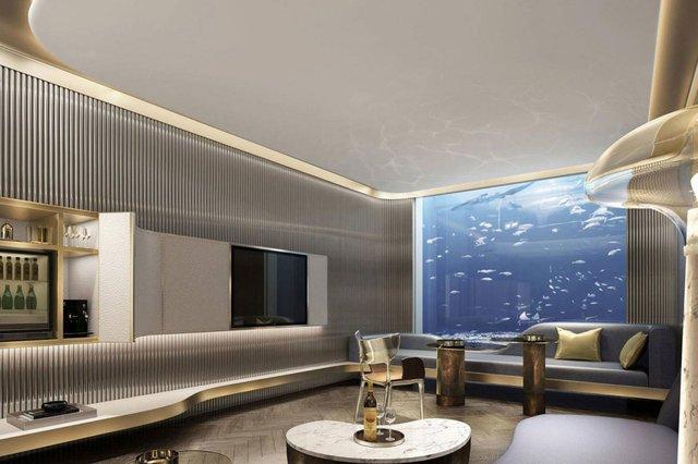 Готель у закинутому кар'єрі в Китаї: ефектні фото - фото 290650