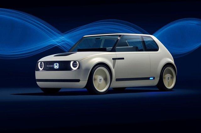 Новинка натхненна Honda Urban EV - фото 290688