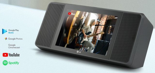 LG представила смарт-дисплей з підтримкою Google Assistant - фото 290763