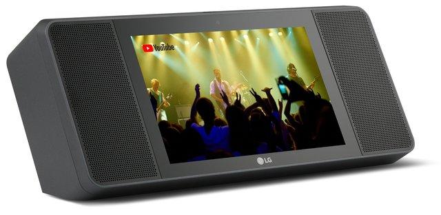 LG представила смарт-дисплей з підтримкою Google Assistant - фото 290764