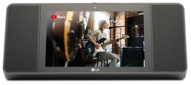 LG представила смарт-дисплей з підтримкою Google Assistant - фото 290765