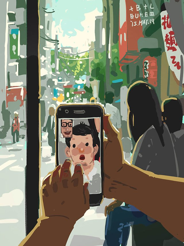 Самотній тато показує, як виховувати дитину: душевні ілюстрації - фото 290969