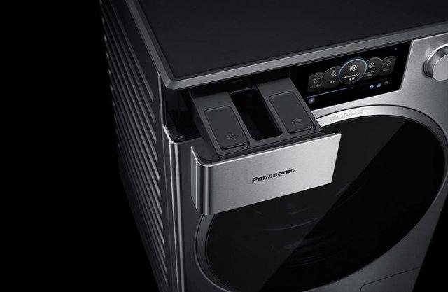 Ефектна пральна машина від Porsche та Panasonic - фото 291026