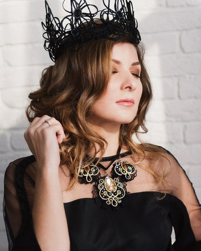 Жанна Бадоєва стала королевою - фото 291070
