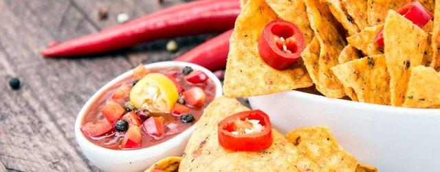 Чіпси з лаваша: простий рецепт - фото 291112