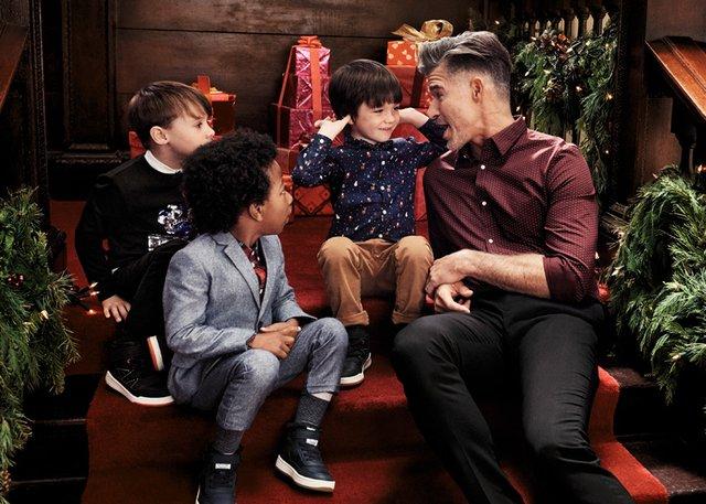 H&M запустили до Різдва святковий міні-серіал - фото 291172