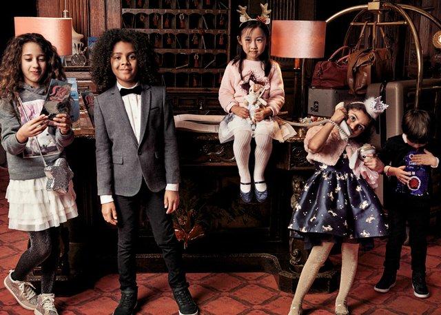 H&M запустили до Різдва святковий міні-серіал - фото 291173
