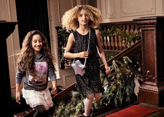 H&M запустили до Різдва святковий міні-серіал - фото 291174