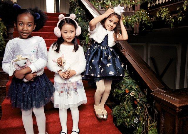 H&M запустили до Різдва святковий міні-серіал - фото 291176