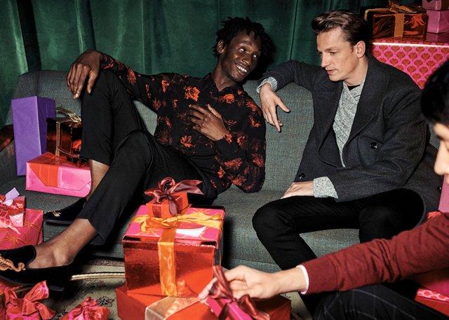 H&M запустили до Різдва святковий міні-серіал - фото 291179