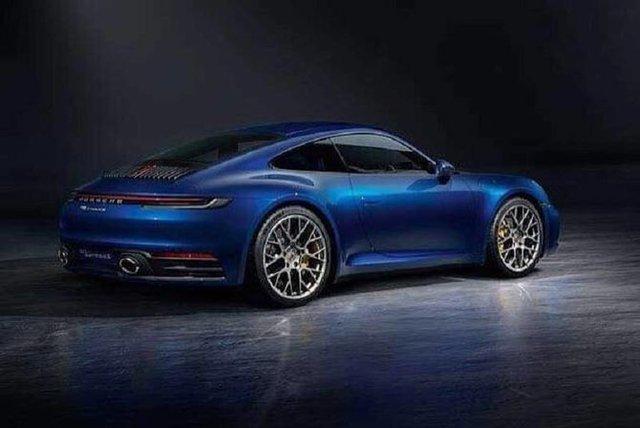 Новий Porsche 911 - фото 291297