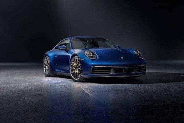 Новий Porsche 911 - фото 291298