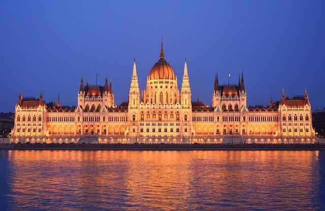 Парламент Будапешта  - фото 291695
