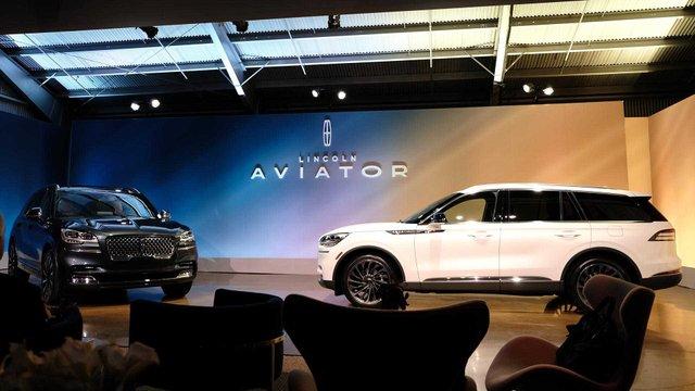 Новий Lincoln Aviator - фото 291929
