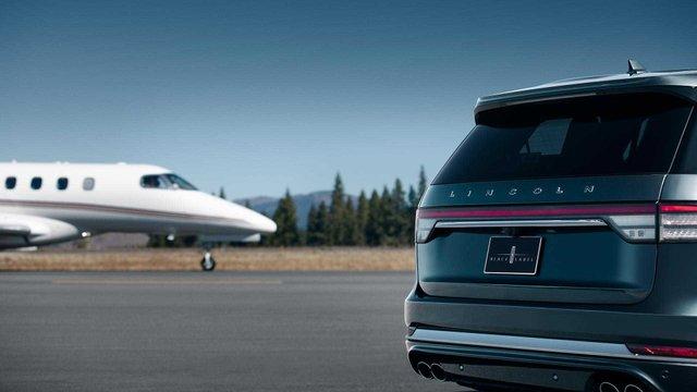 Новий Lincoln Aviator - фото 291934