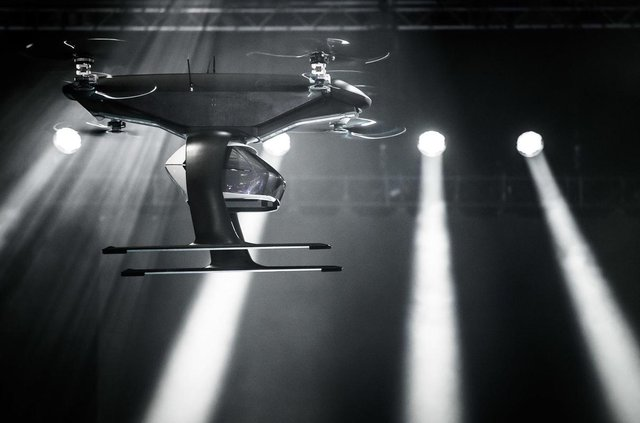 Літаюче таксі від Audi та Airbus  - фото 291975