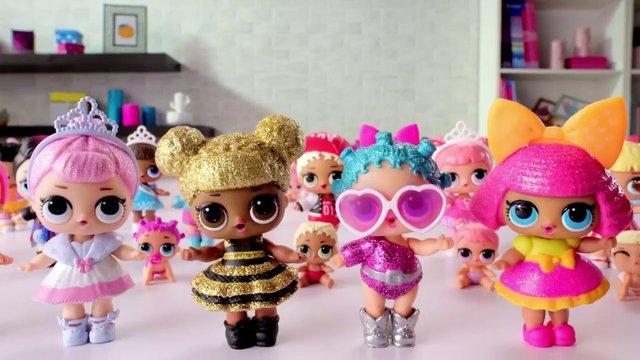 Крихітні ляльки L.O.L - фото 291992