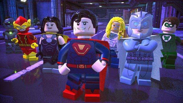 Конструктор Lego сподобається дітям - фото 291994