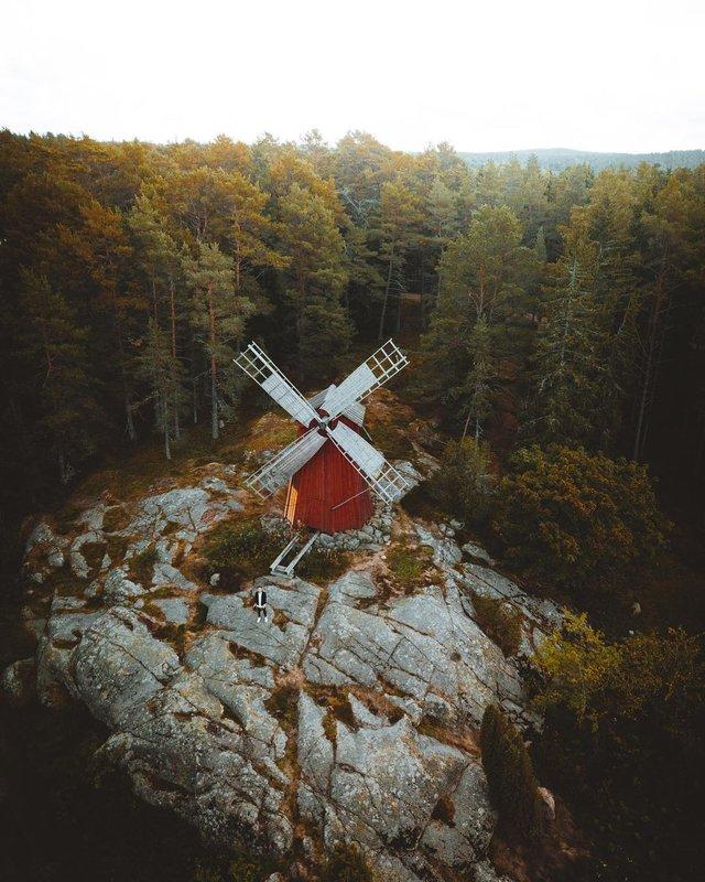 Захопливі подорожі у фотографіях Томаса Лоттера - фото 292030